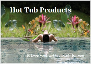 Hot Tub Products